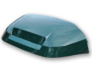 Picture of 05-013 GREEN OEM FRONT COWL FOR PRECEDENT
