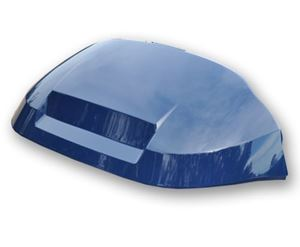 Picture of 05-018 BLUE OEM FRONT COWL FOR PRECEDENT
