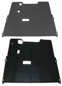 Picture for category Floor Mats & Trim (Ezgo)