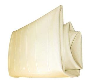 Picture of 2905 SEAT BOTTOM COVER BUFF CLUB CAR 79-99