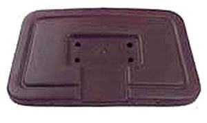 Picture of 2920 SEAT BACK CAP-BROWN CC