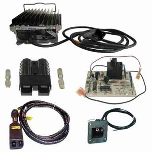Picture for category Chargers, Cord Sets, Receptacles & Charger Parts (Ezgo)