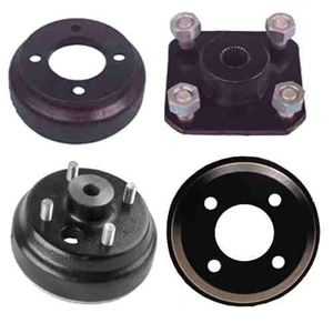 Picture for category Brake Drums & Hubs (Ezgo)
