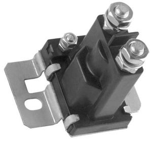 Picture of Solenoid, 36V 4P, silver CC E 97-up DS