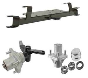 Picture for category Front Suspension TXT (Ezgo)