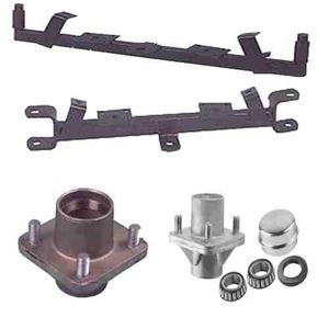 Picture for category Front Suspension Marathon (Ezgo)