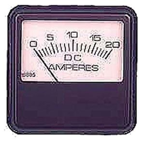 Picture of AMMETER- 20A CC