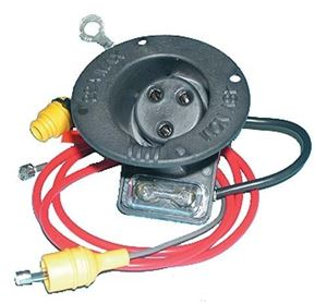 Picture of 48 VOLT RECEPTACLE & FUSE KIT