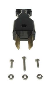 Picture of 9097 CHARGER PLUG, CROWFOOT BLACK