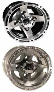 "Picture for category 8"" Aluminum Wheels"