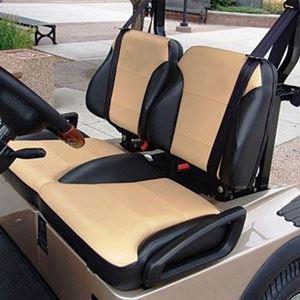 Picture of 31774 Suite Seats Black/Tan RXV, 2008-15