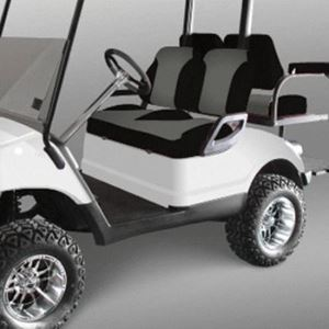 Picture of Suite Seats Black/Silver G29