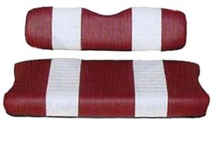 Picture of 20018 SEAT COVER SET,RED/WHTE,FRONT,CC 00-04 DS