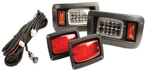 Picture of 02-114 32021 GTW LED LIGHT KIT PREMIUM HARNESS Club Car DS