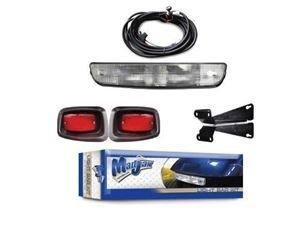 Picture of 02-013 Madjax Basic Headlight Bar Light Kit – Fits EZGO TXT