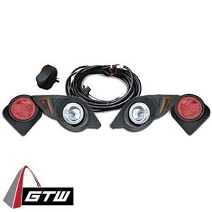 Picture of 02-080 GTW LIGHT KIT, HALOGEN YAM DRIVE W/UPGRADE HARNESS
