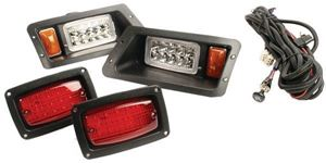 Picture of 32025 GTW LED LIGHT KIT, PREMIUM HARNESS, YAMAHA G22
