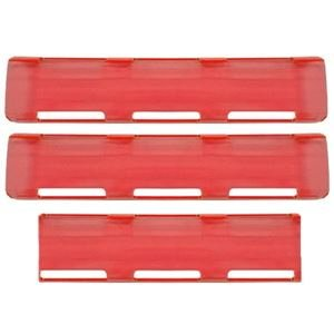 Picture of 02-062 24 Red Single Row LED Light Bar Cover Pack 2-Large & 1-Small