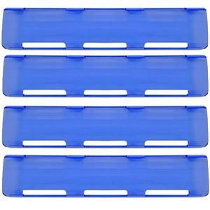 """Picture of Blue 40"""" Single Row LED Bar Cover Pack (4-Large)"""