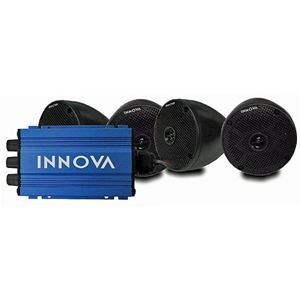 Picture of 13-011 INNOVA 4-Channel Mini-Amp Kit w/ 4 Cone Speakers