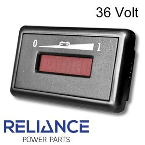 Picture of 13-035 RELIANCE 36V DIGITAL CHARGE METER  (Universal Fit)