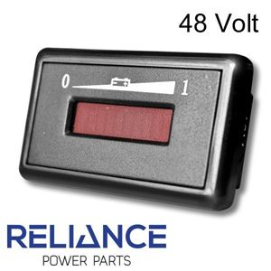 Picture of 13-036 RELIANCE 48V DIGITAL CHARGE METER  (Universal Fit)