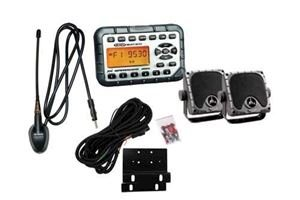 Picture of 20409 RADIO, SPEAKERS AND ANTENNA KIT