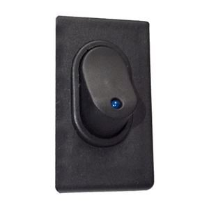 Picture of 22-007 Universal Rocker Switch with Blue LED
