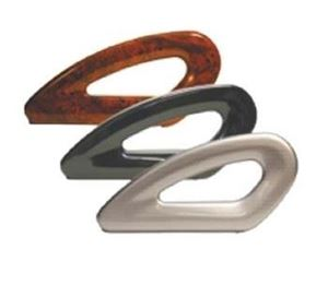 Picture of 31063 SEAT RAIL COVER SET, BURL CC DS 00-UP