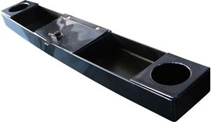 Picture of 31474 BEVERAGE TRAY, UNIVERSAL; CARBON FIBER