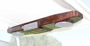 Picture of 28972 OVERHEAD RADIO CONSOLE WOOD CARTS W/ 80 in BLUEDOT