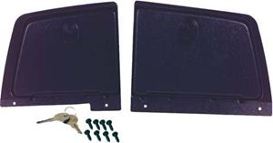 Picture of 13823 GLOVE BOX SET, YA G14-G22, BLACK