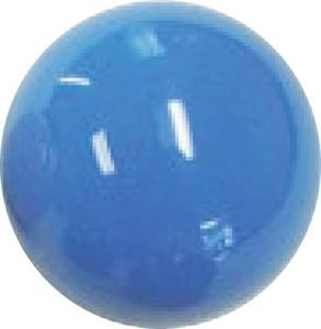 "Picture of 31402 SHIFTER KNOB-(BLUE) 3/8-24. 1/2"" thread"