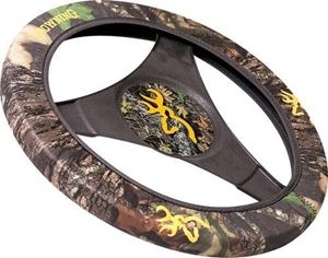 Picture of 30965 STEERING WHEEL COVER, NEOPRENE BROWNING