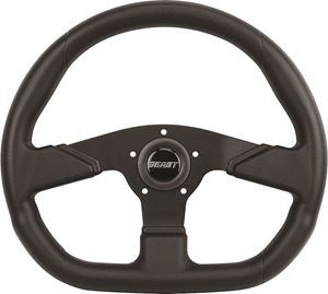 Picture of 31572 STEERING WHEEL, P&R FLAT BTM BLK, GRANT 689