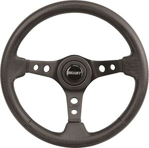 Picture of 31574 STEERING WHEEL, P&R CARBON FIBER, GRANT 691