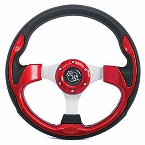 Picture of 56913 STEERING WHEEL, 12.5 QC5156 RED