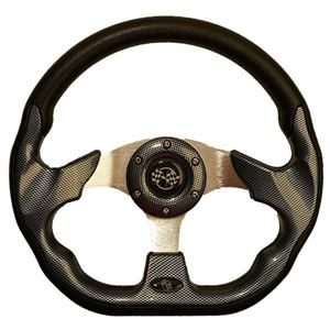 Picture of 56916 STEERING WHEEL, 12.5 QC-5156F CARBON FIBER