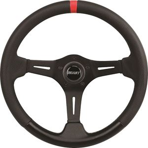 Picture of 31573 STEERING WHEEL, P&R RED STRIPE, GRANT 690
