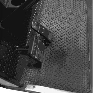Picture of 03-016 Replacement Diamond Plated Floormat for Club Car DS