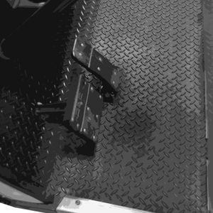 Picture of Replacement Diamond Plated Floormat for Yamaha Drive