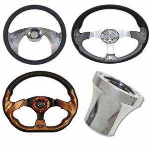 Picture for category Steering Wheels,  Steering Adapters & Accessories