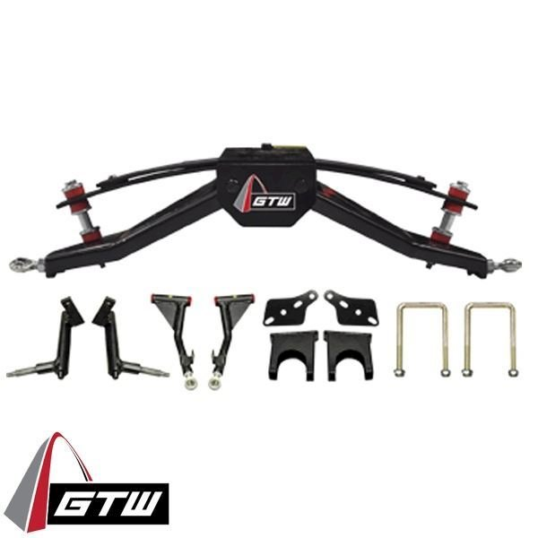 18141 Gtw Lift Kit Double A Arm 6 Club Car Ds 04 Up Carts Zone