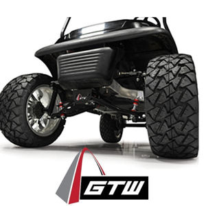 """Picture of GTW Club Car Precedent GTW 6"""" Double A-arm Lift Kit"""