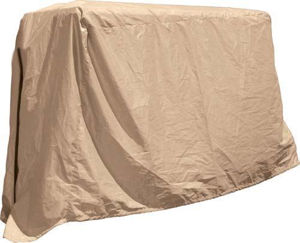 Picture of STORAGE COVER,DELUXE,4 PASS DARK SAND