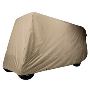"Picture of 2022 Heavy-Duty Storage Cover for 6-Passenger Carts Universal Fit (Up to 124""L)"