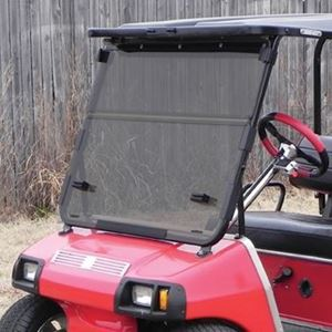 """Picture of 45594 WINDSHIELD, CC 82-99, HINGED, CLEAR, 1/4"""""""