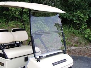 Picture of WINDSHIELD, YAM G14-G19, FD, TINTED