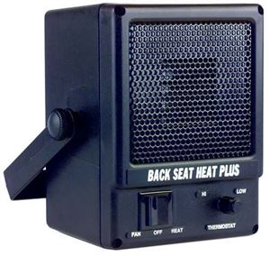 Picture of 13754 HEATER AM 12-VOLT 25 AMPS