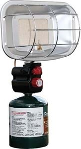 Picture of 28966 Propane Heater Piezo-Ignited, portable